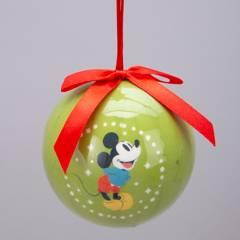 Disney - Esfera decorativa Mickey 7x7cm
