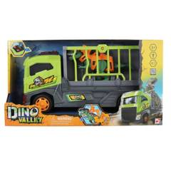 Dinoval - Camión con Dinosaurio luz y sonido