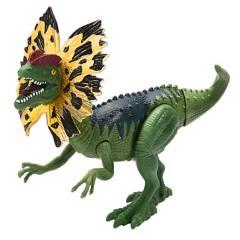 Dinoval - Dinosaurio Dilophosaurus con luz y sonido