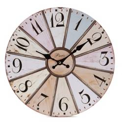 Mica - Reloj de pared 33 cm