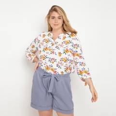 Newport - Blusa con botones