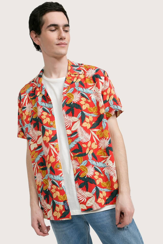 Bearcliff - Camisa estampada