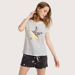 Sybilla - Pijama estampada