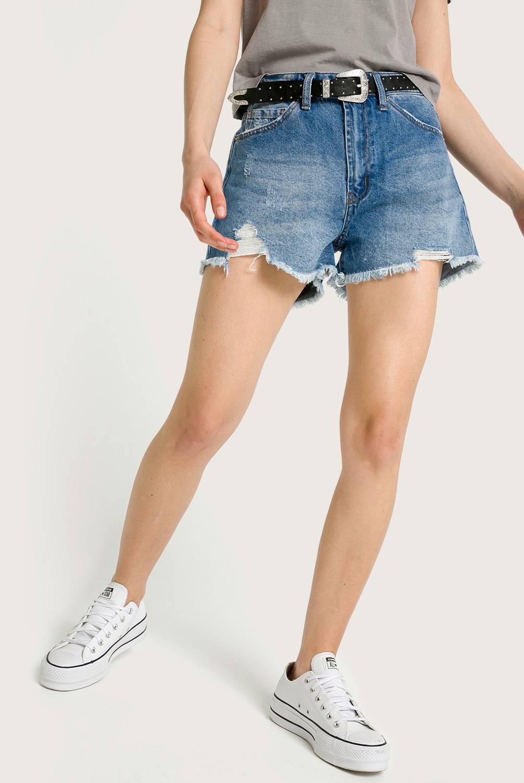 Americanino - Short con cinturón