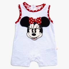 Minnie - Enterizo de bebe 0m a 9m