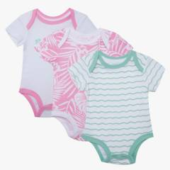 Yamp - Pack por 3 bodys Mommy 0 a 24 meses