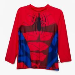 Spider-man - Remera UV estampada Spider-Man 3 a 12
