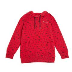 Federation - Buzo hoodie 10 a 16