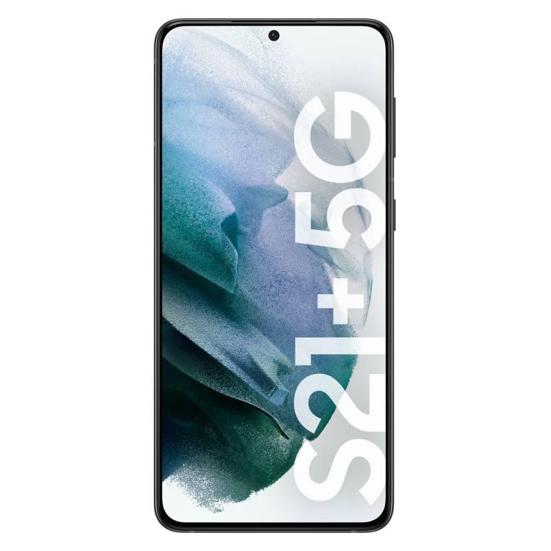Samsung - Celular libre S21 Plus Black 128GB 8GB RAM