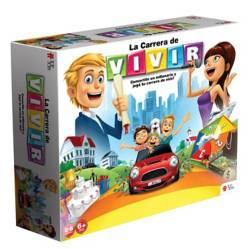 Topp Toys - Juegos de mesa La carrera de vivir