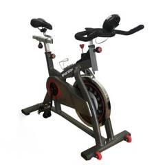 RANBAK - Bicicleta indoor 107 con 18 kg con correa par