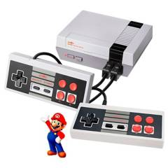 Level Up - Consola family retro nes av tv 500 Juegos