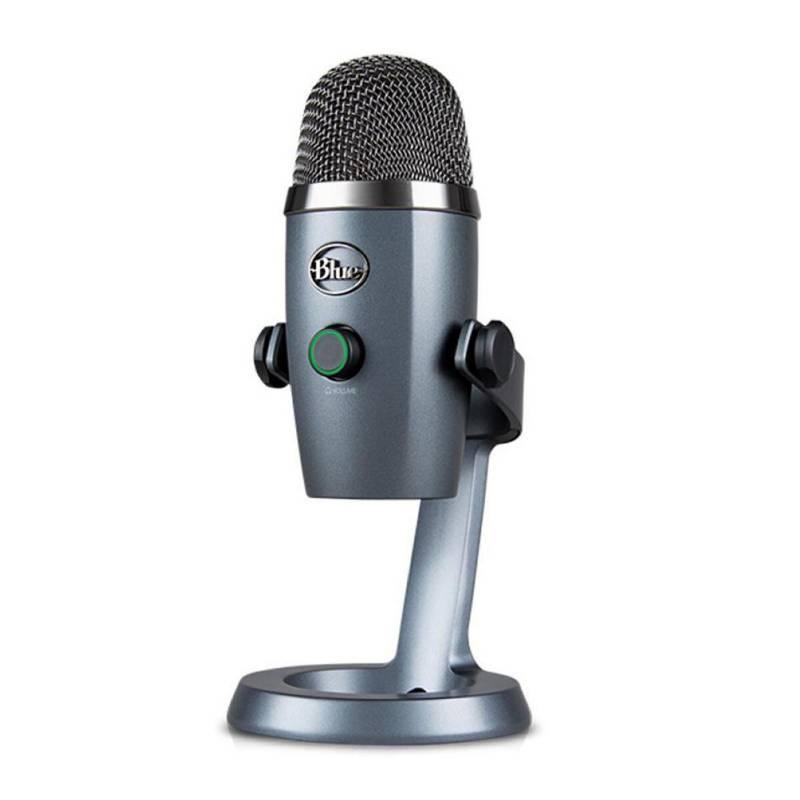 Generica - Micrófono Blue Yeti Nano podcast estudio
