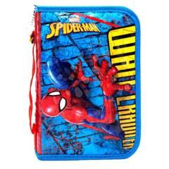 Marvel - Cartuchera desplegable spiderman