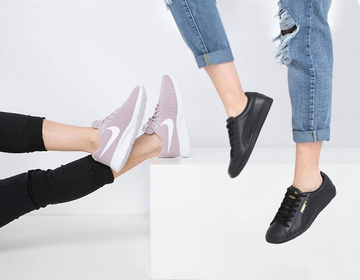 60e04e65b Zapatillas mujer. Moda y estilo a prueba de todo