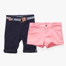 Shorts y bermudas