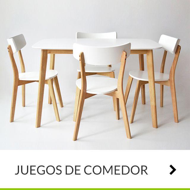 Mesas y sillas - Falabella.com