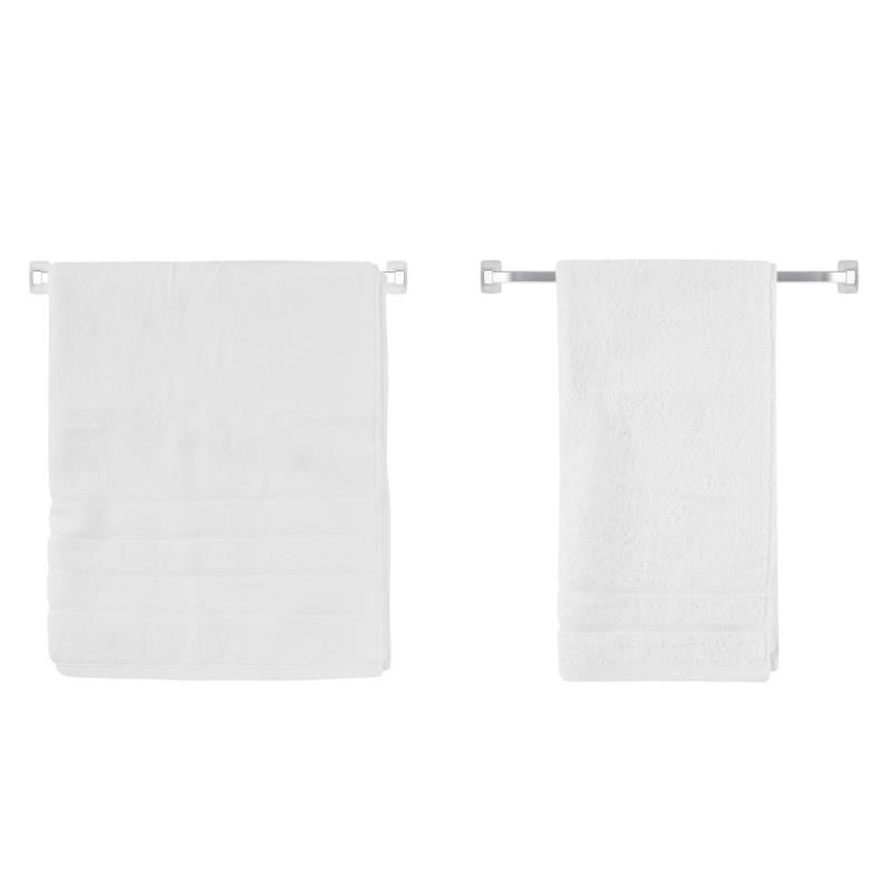 Basement Home - Set por 2 juego de toallas 680 gr/m²