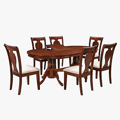 Juego de comedor mesa + silla Valerie Roberta Allen ...