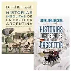 Penguin - Pack x2 - Daniel Balmaceda - Historias Argentina