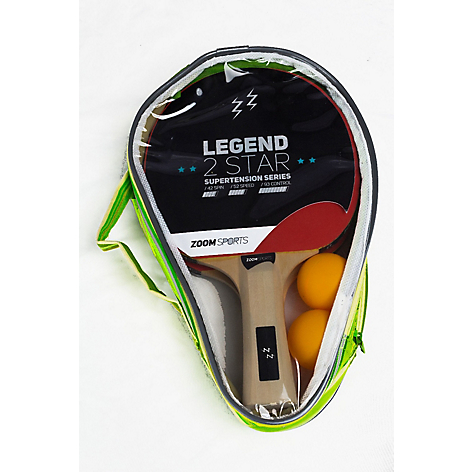 Set Tenis De Mesa Legend 2 Stars