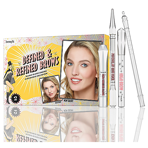 Kit de Precisión para Cejas Defined & Refined Brows