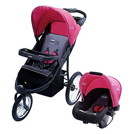 Coche Travel System Jogger Kiddo