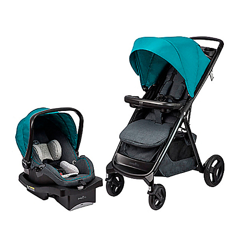 Coche Travel System Lux 24