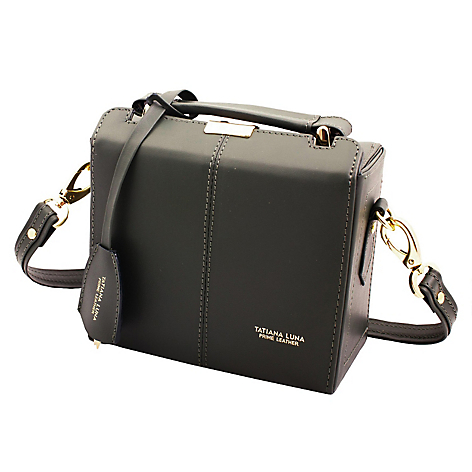 Cartera de hombro Rufous Trunk Mini