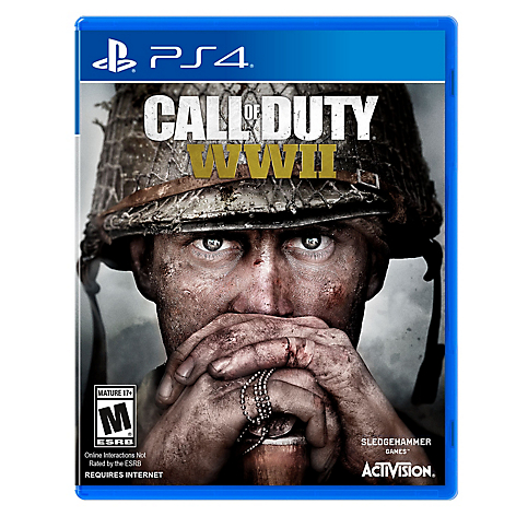 Videojuego Call of Duty WWII