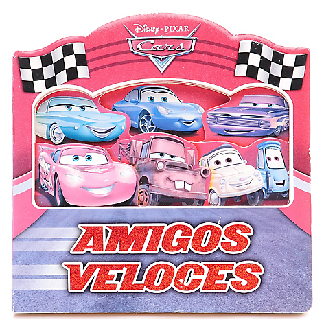 Amigos Veloces-Cars