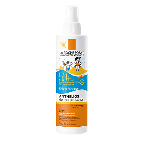 Bloqueador Solar - Anthelios Dermo-Pediatrics Spray