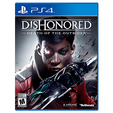 Videojuego Dishonored Death Of The Outsider
