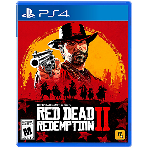 Videojuego Red Dead Redemption 2 PS4