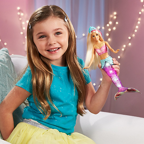 Barbie Dreamtopia Sirena Brillante