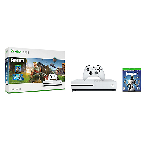 Consola Xbox One S Fortnite 1TB