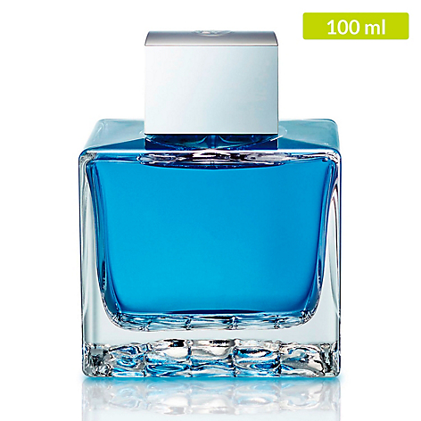 Perfume Antonio Banderas Blue Seduction Edt Hombre 100 Ml