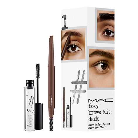 FOXY BROWS KIT DARK