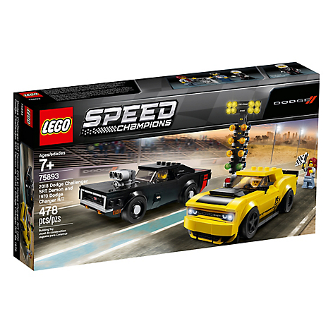 Lego Speed Champions - Charger