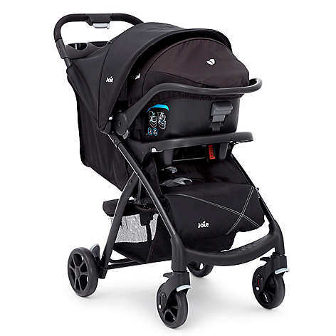 Coche Travel System Muze Lx Negro