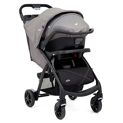 Coche  Travel System Muze Lx Gris