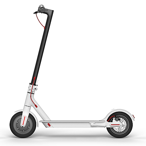 Scooter Electrica Xiaomi White
