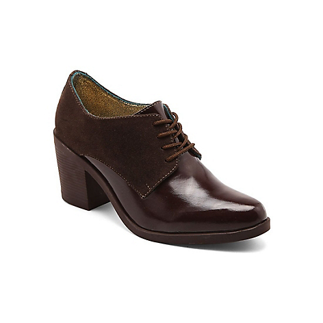 Zapato Dama Cafe Tellenzi OxfordTellenzi