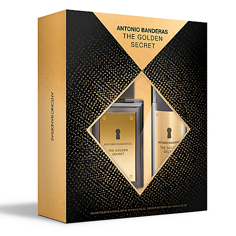 Set de Perfumería The Golden Secret 100ml + Desodorante 150 ml