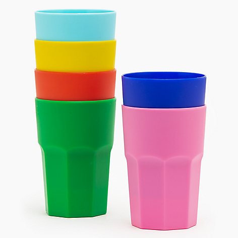 Set x6 Vasos Altos
