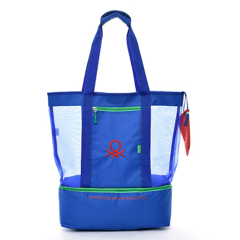 Bolso Playa Cool Azul