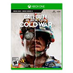 Xbox - COD Black Ops Cold War Xbox One
