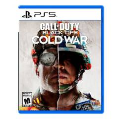 PlayStation - COD Black Ops Cold War PS5