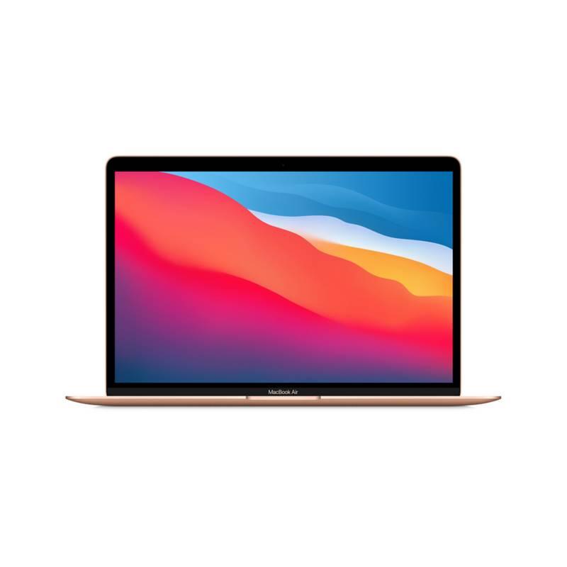 Apple - Macbook Air 13 Pulgadas Apple M1 Chip 8-Core 256GB - Gold MGND3E/A