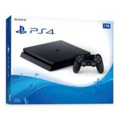 Sony - Consola ps4 slim 1tb + control